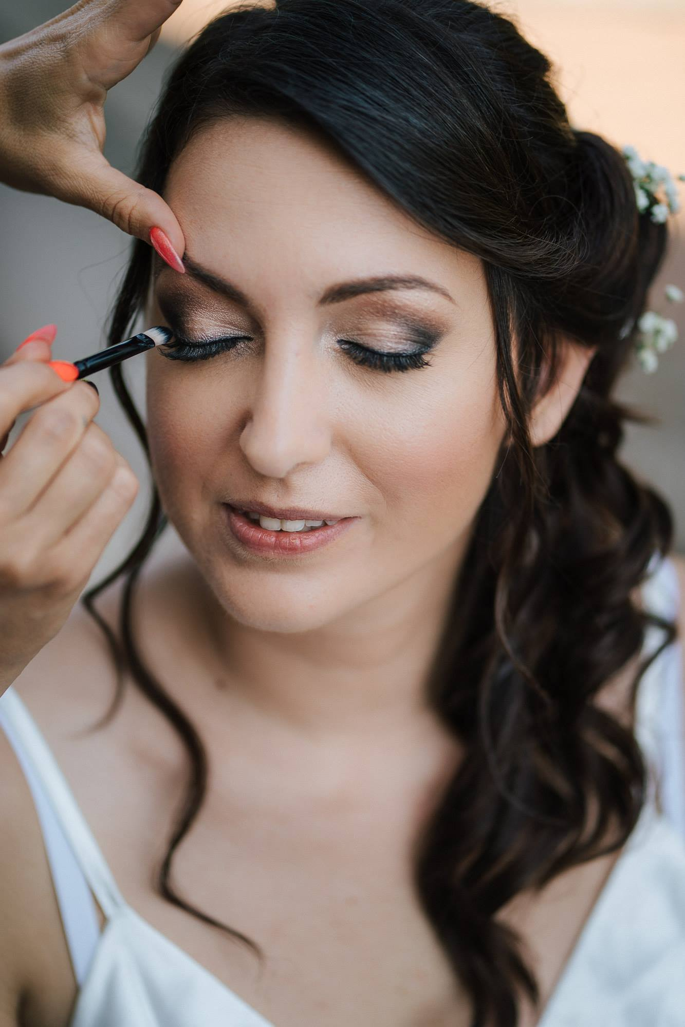 bridal makeup and hairstylist